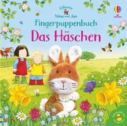 Nina und Jan – Fingerpuppenbuch: Das Häschen von Taplin,  Sam, Taylor-Kielty,  Simon