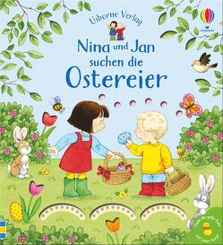 Nina und Jan suchen die Ostereier von Cartwright,  Stephen, Taplin,  Sam, Taylor-Kielty,  Simon