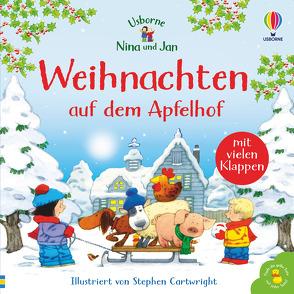 Nina und Jan: Weihnachten auf dem Apfelhof von Amery,  Heather, Cartwright,  Stephen, Taplin,  Sam