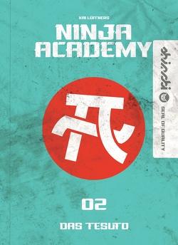 Ninja Academy 2 von Lüftner,  Kai, Uhlenbrock,  Dirk