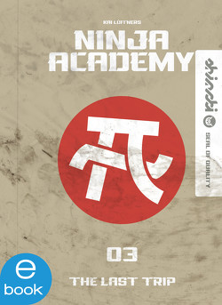 Ninja Academy 3 von Lüftner,  Kai, matzilla.de