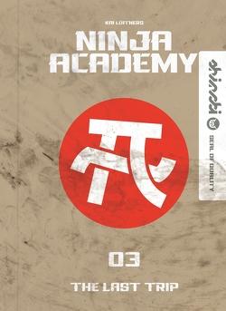 Ninja Academy 3 von Lüftner,  Kai, Uhlenbrock,  Dirk