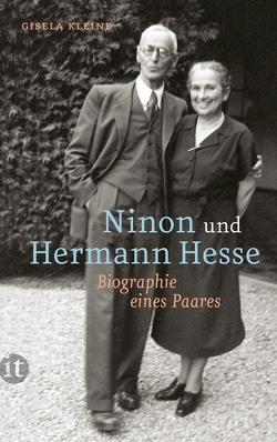 Ninon und Hermann Hesse von Kleine,  Gisela