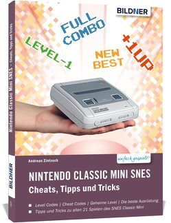 Nintendo SNES mini von Zintzsch,  Andreas