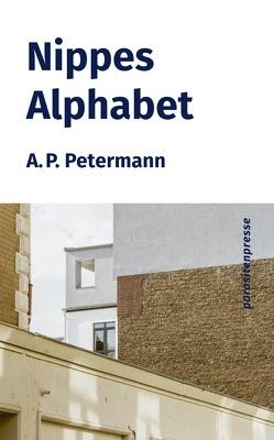 Nippes Alphabet von Petermann,  A. P.