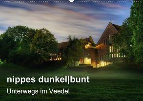 nippes dunkelbunt – Unterwegs im Veedel (Wandkalender 2018 DIN A2 quer) von Brüggen // www. koelndunkelbunt.de,  Peter