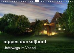 nippes dunkelbunt – Unterwegs im Veedel (Wandkalender 2018 DIN A4 quer) von Brüggen // www. koelndunkelbunt.de,  Peter