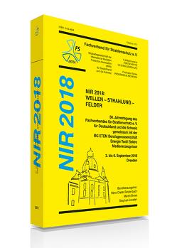 NIR 2018: Wellen – Strahlung – Felder von Brose,  Martin, Joosten,  Stephan, Reidenbach,  Hans-Dieter