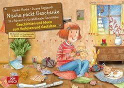 Nischa packt Geschenke. Adventskalender. von Kohne,  Diana, Maywald,  Eva-Maria, Menke,  Ulrike, Seggewiß,  Swana