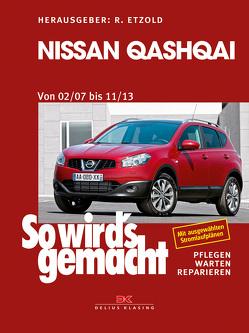 Nissan Qashqai von 02/07 bis 11/13 von Etzold,  Rüdiger