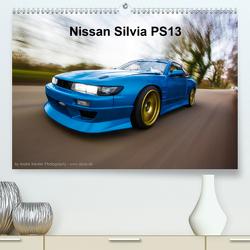 Nissan Silvia PS13 (Premium, hochwertiger DIN A2 Wandkalender 2020, Kunstdruck in Hochglanz) von Xander,  Andre