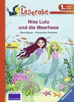 Nixe Lulu und die Meerhexe von Mayer,  Gina, Prechtel,  Florentine