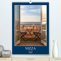 Nizza – Cote d'Azur 2020 (Premium, hochwertiger DIN A2 Wandkalender 2020, Kunstdruck in Hochglanz) von Rost,  Sebastian