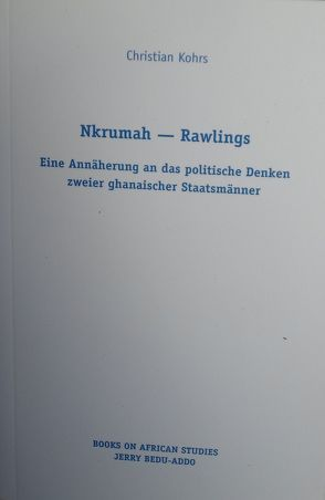 Nkrumah – Rawlings von Kohrs,  Christian