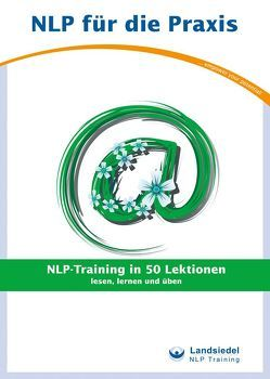 NLP-Training in 50 Lektionen von Landsiedel,  Stephan