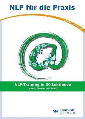 NLP-Training in 50 Lektionen von Landsiedel,  Stephan