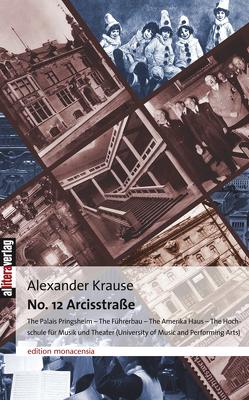 No. 12 Arcisstraße von Kraus,  Alexander