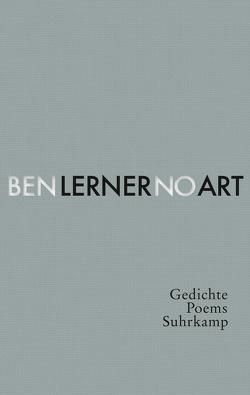 No Art von Kluge,  Alexander, Lerner,  Ben, Popp,  Steffen, Rinck,  Monika