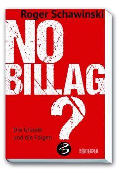 No Billag? von Schawinski,  Roger
