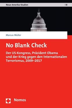 No Blank Check von Müller,  Marcus