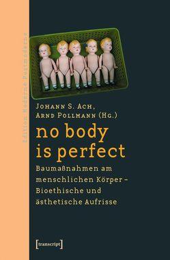 no body is perfect von Ach,  Johann S., Pollmann,  Arnd