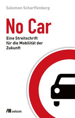 No Car von Scharffenberg,  Salomon