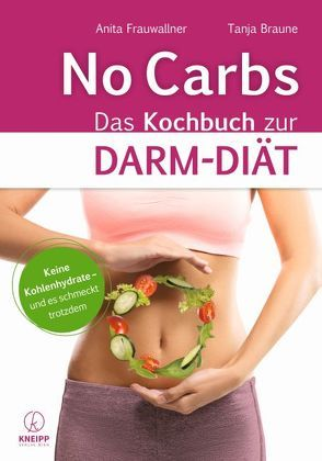 No Carbs von Braune,  Tanja, Frauwallner,  Anita