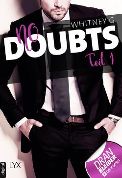 No Doubts – Teil 1 von Althans,  Antje, G.,  Whitney