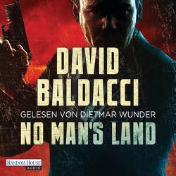 No Man's Land von Baldacci,  David, Jakober,  Norbert, Wunder,  Dietmar