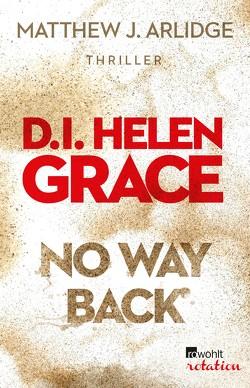 No Way Back von Arlidge,  Matthew J., Lux,  Stefan