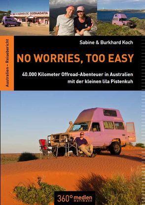 No worries, too easy von Koch,  Burkhard, Koch,  Sabine