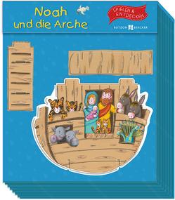 Noah und die Arche von Dürr,  Gisela