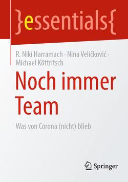 Noch immer Team von Harramach,  R. Niki, Köttritsch,  Michael, Velickovic,  Nina