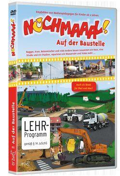 Nochmaaal! – Auf der Baustelle von Herrmann,  Ralf
