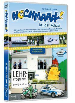 Nochmaaal! – Bei der Polizei von Herrmann,  Ralf