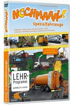 Nochmaaal! – Spezialfahrzeuge von Herrmann,  Ralf