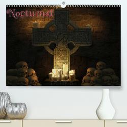 Nocturnal – In der Nacht (Premium, hochwertiger DIN A2 Wandkalender 2021, Kunstdruck in Hochglanz) von Schröder,  Karsten