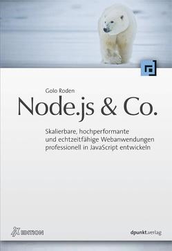 Node.js & Co. (iX Edition) von Roden,  Golo