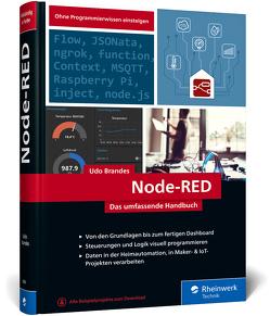 Node-RED von Brandes,  Udo