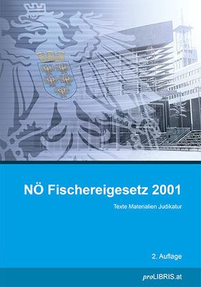 NÖ Fischereigesetz 2001 von proLIBRIS VerlagsgesmbH