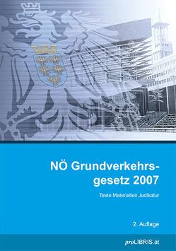 NÖ Grundverkehrsgesetz 2007 von proLIBRIS VerlagsgesmbH