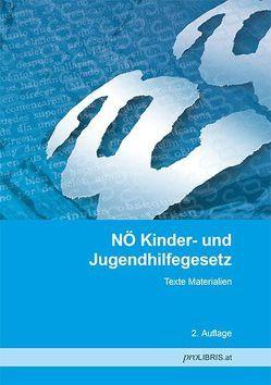 NÖ Kinder- und Jugendhilfegesetz von proLIBRIS VerlagsgesmbH