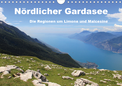 Nördlicher Gardasee – Die Regionen um Limone und Malcesine (Wandkalender 2020 DIN A4 quer) von Albilt,  Rabea