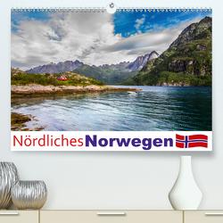 Nördliches Norwegen (Premium, hochwertiger DIN A2 Wandkalender 2021, Kunstdruck in Hochglanz) von Philipp,  Daniel