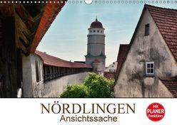 Nördlingen – Ansichtssache (Wandkalender 2018 DIN A3 quer) von Bartruff,  Thomas