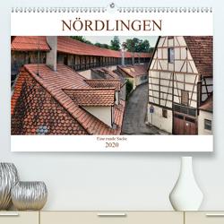 Nördlingen – Eine runde Sache (Premium, hochwertiger DIN A2 Wandkalender 2020, Kunstdruck in Hochglanz) von Bartruff,  Thomas