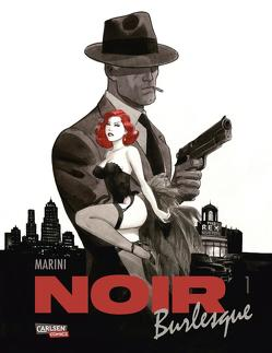 Noir Burlesque 1 von Marini,  Enrico