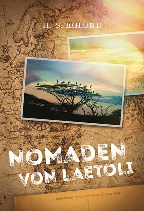Nomaden von Laetoli von Eglund,  H. S., ViCON,  Verlag