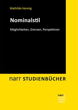 Nominalstil von Hennig,  Mathilde