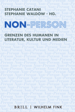 Non-Person von Catani,  Stephanie, Waldow,  Stephanie